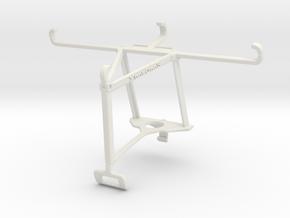 Controller mount for Xbox One S & TECNO Phantom 9  in White Natural Versatile Plastic