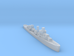 USS Davis destroyer 1940 1:3000 WW2 in Smoothest Fine Detail Plastic