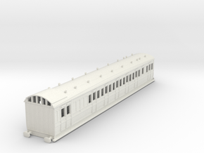 0-76-secr-2322-1-brake-comp-lav-coach in White Natural Versatile Plastic