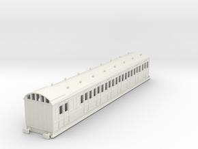 0-76-secr-2322-2-brake-comp-coach in White Natural Versatile Plastic
