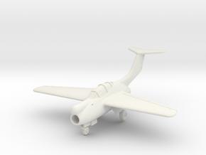 (1:144 whatif) Focke-Wulf P/V3 Two seater & Radar in White Natural Versatile Plastic
