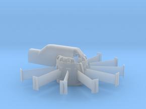 1.32 AIRFLOW EC135 in Smooth Fine Detail Plastic