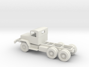 1/72 Scale M45 Chassis in White Natural Versatile Plastic