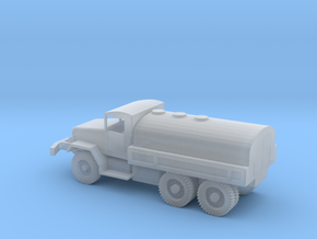 1/100 Scale M47 Tanker Truck in Smooth Fine Detail Plastic