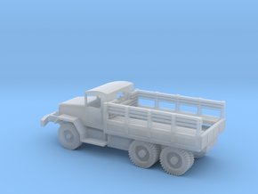 1/100 Scale M35 Troop Truck in Smooth Fine Detail Plastic