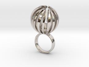 Cantro - Bjou Designs in Rhodium Plated Brass