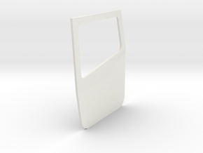 Tamiya CC-01 Soft Top Jeep Door LH in White Natural Versatile Plastic