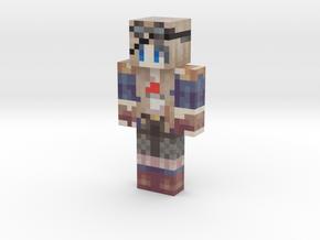 techgirlie_pixilmon | Minecraft toy in Natural Full Color Sandstone