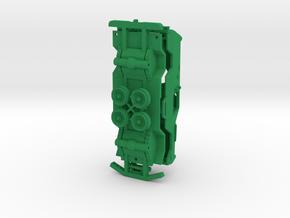 Large Peacekeeper/Ranger Part 1 in Green Processed Versatile Plastic: 1:43
