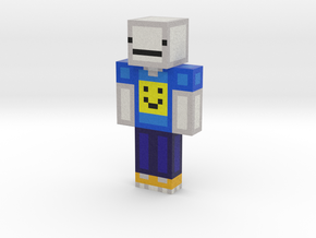 cool   Minecraft toy in Natural Full Color Sandstone