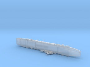 HMS Colossus 1/2400 in Smooth Fine Detail Plastic