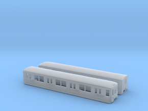 BR 477 N [2x body] in Smooth Fine Detail Plastic