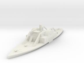 1/600 CSS Selma in White Natural Versatile Plastic