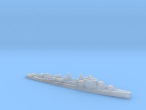 USS Allen M. Sumner destroyer 1944 1:1800 WW2 in Smoothest Fine Detail Plastic
