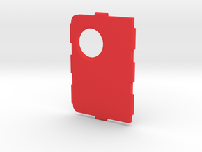 Mark IV Cover - Bottom Feeder in Red Processed Versatile Plastic