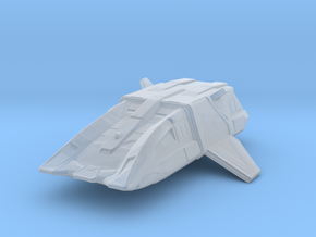 Type 17 Shuttle (Argo) 1/350 Attack Wing in Smooth Fine Detail Plastic