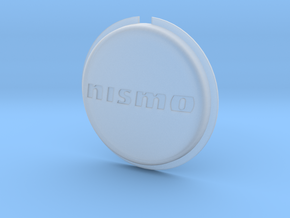 Nismo Horn Button in Smoothest Fine Detail Plastic