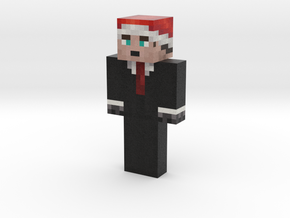 Gabi_V | Minecraft toy in Natural Full Color Sandstone