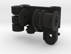 BASEARCH2PADUNI in Black Natural Versatile Plastic