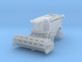 Claas Lexion 5xx-6xx farm tractor  in Smoothest Fine Detail Plastic: 6mm