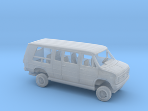 1/160 1978 Chevrolet G Van Conversion Kit in Smooth Fine Detail Plastic