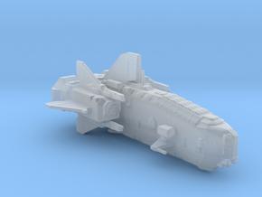 Mandalorian Cruiser Blade Of Vengeance in Smooth Fine Detail Plastic