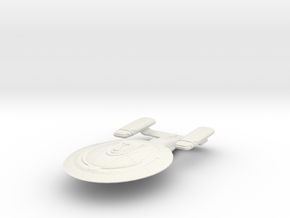 DeltaRam Class B Cruiser in White Strong & Flexible