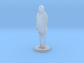 Printle C Femme 063 - 1/64 in Smooth Fine Detail Plastic
