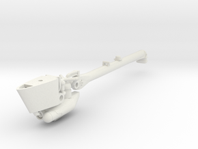 Skystriker Tailhook & TCS/IRST Pod (Vintage) in White Natural Versatile Plastic
