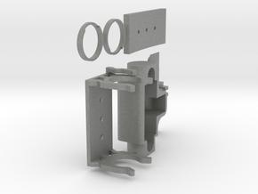 Sensor mount for - Sharp IR Sensor GP2Y0A21YK0F In in Gray PA12