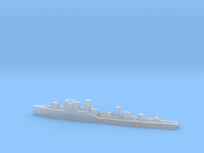 Soviet V'yuga guard ship 1:3000 WW2 in Smoothest Fine Detail Plastic