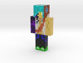 EvilKing_Edd | Minecraft toy in Natural Full Color Sandstone