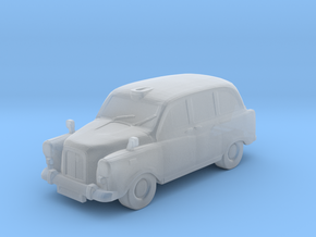 Austin English cab (London taxi) in Smooth Fine Detail Plastic