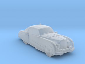 Bentley Continental in Smooth Fine Detail Plastic