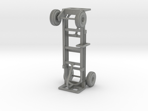 1:18 Scale 2-Wheel Dolly/Hand Truck (2-Pack) in Gray PA12