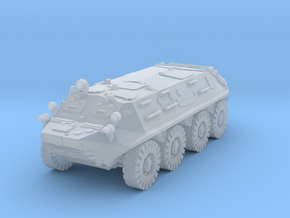 BTR 60 PA (late) 1/200 in Smooth Fine Detail Plastic