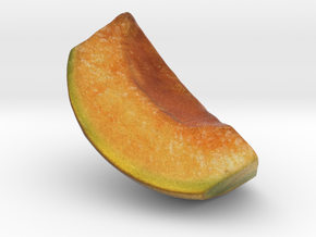 The Melon-Quarter in Full Color Sandstone
