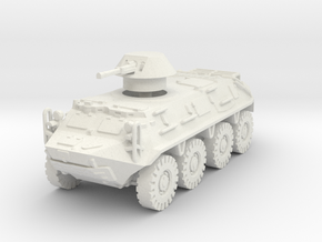 BTR 60 PB 1/76 in White Natural Versatile Plastic