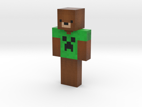 GamingBear53 | Minecraft toy in Natural Full Color Sandstone