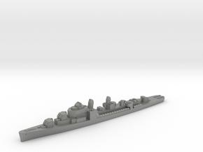 USS Gwin destroyer ml 1:3000 WW2 in Gray PA12