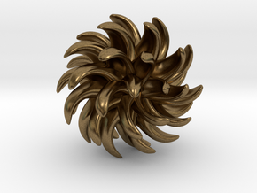 Little Chrysanthemum in Natural Bronze