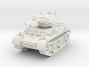 Panzer II Luchs 1/100 in White Natural Versatile Plastic