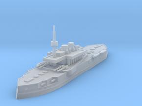 1/1250 Ekaterina II Class Barbette Ship in Smooth Fine Detail Plastic
