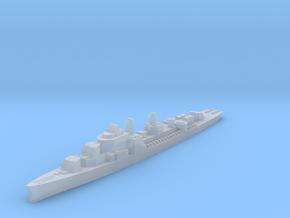 USS Lindsey destroyer ml 1:1800 WW2 in Smoothest Fine Detail Plastic