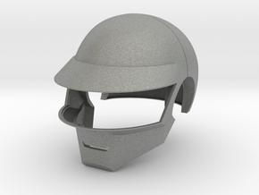 Daft Punk Thomas SMILEY helmet - 2mm shell in Gray PA12