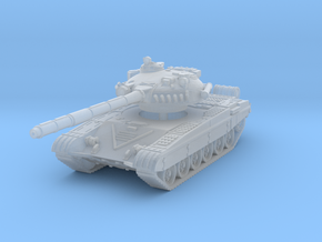 T-72 A 1/144 in Smooth Fine Detail Plastic