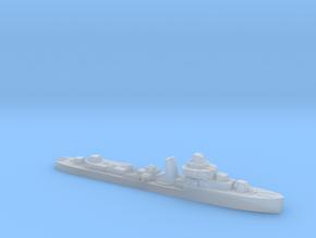 Brazilian Amazonas class destroyer 1:3000 WW2 in Smoothest Fine Detail Plastic