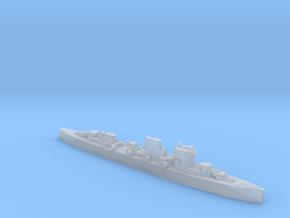 Spanish Canarias cruiser 1:1800 WW2 in Smoothest Fine Detail Plastic