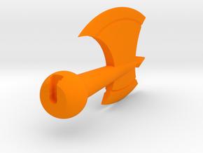 Light of Freedom Energon Axe Optimus in Orange Processed Versatile Plastic