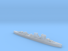 Spanish Baleares cruiser 1:2400 in Smoothest Fine Detail Plastic